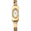 Timepieces:Wristwatch, Lady's Blancpain 14k Gold Wristwatch. ...