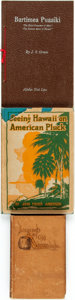 Books:Americana & American History, [Hawaii]. Group of Three Titles. Various publishers and dates....(Total: 3 Items)