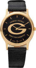 Football Collectibles:Others, Late 1990s Green Bay Packers Board of Directors Emeritus Watch - Only Example Ever Offered at Auction!...