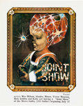 "Memorabilia:Poster, Stanley Mouse ""Joint Show"" July 1967 Event Poster (Mouse Studios,1967)...."