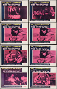 """The Rose Tattoo (Paramount, 1955). Lobby Cards (12) (11"""" X 14""""). Drama. ... (Total: 12 Items)"""
