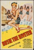 """Movie Posters:Musical, Rosie the Riveter (Republic, 1944). One Sheet (27"""" X 41""""). Musical.. ..."""