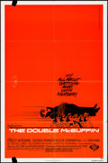 "Movie Posters:Adventure, The Double McGuffin by Saul Bass (Mulberry Square Releasing, 1979).One Sheets (2) (27"" X 41"") Styles A & B. Adventure.. ...(Total: 2 Items)"