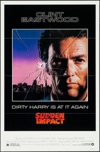 "Sudden Impact (Warner Brothers, 1983). One Sheet (27"" X 41""). Action"