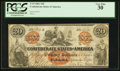 Confederate Notes:1861 Issues, T19 $20 1861 Cr. 137.. ...