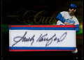 Baseball Cards:Singles (1970-Now), 2005 Leaf Limited Cuts Sandy Koufax Autograph #LC-4....