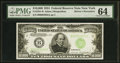 Small Size:Federal Reserve Notes, Fr. 2231-B $10,000 1934 Federal Reserve Note. PMG Choice Uncirculated 64.. ...