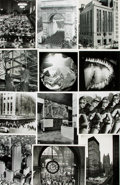 Books:Prints & Leaves, [New York City]. Archive of Approximately 155 Photographs Relatingto the History of New York City. ...