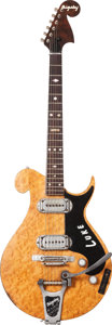 Musical Instruments:Electric Guitars, 1956 Bigsby Natural Solid Body Electric Guitar, Serial # 121556....