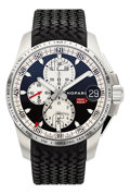 """Timepieces:Wristwatch, Chopard Mille Miglia Limited Edition CTXL """"Competitor"""" Chronograph, New Condition, 253/375. ..."""
