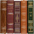 Books:Fine Bindings & Library Sets, James Joyce. Group of Five Editions of Ulysses. Various publishers and dates.... (Total: 5 Items)