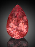 Gems:Faceted, Fine Gemstone: Rhodochrosite - 5.83 Ct.. Sweet Home Mine, MountBross, Alma District, Park Co., Colorado, USA. ...