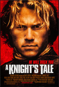 "A Knight's Tale & Other Lot (Columbia, 2001). One Sheets (2) (27"" X 40""), DS. Action. ... (Total: 2 It..."