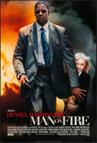 "Man on Fire & Others Lot (20th Century Fox, 2004). One Sheets (3) (27"" X 40"") DS & SS. Action..."
