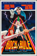"""Movie Posters:Animation, Rock and Rule & Other Lot (MGM/UA, 1983). One Sheets (2)(26.75"""" X 39.75"""" & 27"""" X 41""""). Animation.. ... (Total: 2 Items)"""