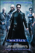"Movie Posters:Science Fiction, The Matrix (Warner Brothers, 1999). One Sheet (27"" X 39.75"") DSAdvance. Science Fiction.. ..."