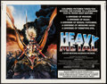 "Movie Posters:Animation, Heavy Metal (Columbia, 1981). Half Sheet (22"" X 28""). Animation.. ..."