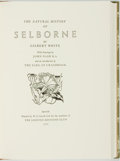 Books:Natural History Books & Prints, John Nash R.A., illustrator. SIGNED/LIMITED. Gilbert White. The Natural History of Selborne. Ipswich: The Limited Ed...