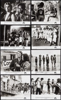 "Movie Posters:Action, The Warriors (Paramount, 1979). Photos (13) (8"" X 10""). Action..... (Total: 13 Items)"