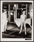 "Movie Posters:Comedy, The Seven Year Itch (20th Century Fox, 1955). Photo (8"" X 10"").Comedy.. ..."