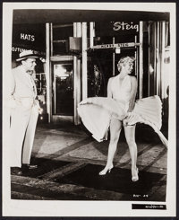 "The Seven Year Itch (20th Century Fox, 1955). Photo (8"" X 10""). Comedy"