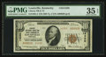 National Bank Notes:Kentucky, Louisville, KY - $10 1929 Ty. 2 Liberty NB & TC Ch. # 14320....