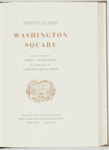 Books:Literature Pre-1900, Lawrence Beall Smith, illustrator. SIGNED/LIMITED. Henry James.Washington Square. New York: The Limited Edition...