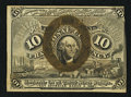 Fractional Currency:Second Issue, Fr. 1247 10¢ Second Issue About New.. ...
