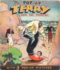 "Big Little Book:Adventure, The ""Pop-Up"" Terry and the Pirates Book (Blue Ribbon Press, 1935) Condition: VG+...."