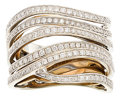 Estate Jewelry:Rings, Diamond, Gold Ring, Chimento. ...