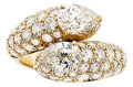 Estate Jewelry:Rings, Diamond, Gold Ring, Cartier. ...