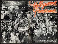 "Hollywood Panorama Vol. 2 (Hollywood Stars -E.T.C., 1940s). Magazine (98 Pages, 5.5"" X 8""). Miscellaneous"