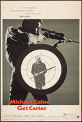 "Movie Posters:Crime, Get Carter (MGM, 1971). Poster (40"" X 60""). Crime.. ..."