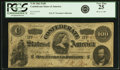 Confederate Notes:1862 Issues, Confederate States of America - T49 $100 1862 PF-5, Cr. 349. PCGSVery Fine 25.. ...