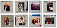 "The Rocky Horror Picture Show (20th Century Fox, 1975). Color Slides (8) (2"" X 2"") With Original Holder. Rock..."