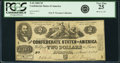 Confederate Notes:1862 Issues, Confederate States of America - T42 $2 1862 PF-5, Cr. 337. PCGSVery Fine 25.. ...