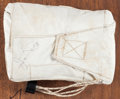 Explorers:Space Exploration, Apollo 8 Flown Life Preserver Vest on Plaque Presented by the Backup Crew to Mission Command Module Pilot James Lovell and Dir...