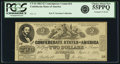 Confederate Notes:1862 Issues, Confederate States of America - CT42 $2 1862 CT42/334. PCGS ChoiceAbout New 55PPQ.. ...