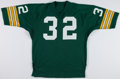 Football Collectibles:Uniforms, 1979-80 Steve Atkins Game Worn Green Bay Packers Jersey....