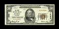 National Bank Notes:Colorado, Pueblo, CO - $50 1929 Ty. 1 The First NB Ch. # 1833. A nicelypreserved Very Fine from one of only five banks to iss...