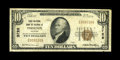 Phoenix, AZ - $10 1929 Ty. 1 First NB of Arizona Ch. # 3728 While hardly a rare bank, notes from here, as with virtuall...