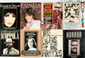 Books:Art & Architecture, [Motion Pictures]. Group of Eight Books. Various publishers and dates. . ... (Total: 8 )