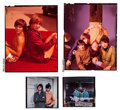 "Movie Posters:Rock and Roll, The Monkees (NBC, 1966). Kodak Safety Color Transparencies (4)(2.5"" X 2.5"" & 4"" X 5""). Rock and Roll.. ... (Total: 4 Items)"