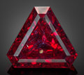 Gems:Faceted, Rare Gemstone: Cuprite - 44.5 Ct. . Namibia. ...