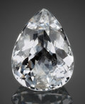 Gems:Faceted, Rare Gemstone: Beryllonite - 13.3 Ct.. Brazil . ...