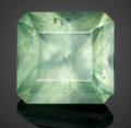 Gems:Faceted, Rare Gemstone: Smithsonite - 9.69 Ct. . Namibia . ...
