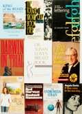 Books:Non-fiction, Large Miscellaneous Book Lot. Mixed lot of approximately 150 paperback books. Various publishers and dates. ... (Total: 4 Items)