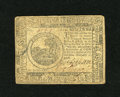 Colonial Notes:Continental Congress Issues, Continental Currency February 17, 1776 $6 Fine-Very Fine. Weaverage fewer than one of these a year in our internet only auc...