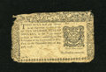 Colonial Notes:New York, New York August 13, 1776 $10 Very Good. The upper left-hand corneris worn away on this much scarcer high denomination note ...