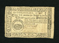 Colonial Notes:South Carolina, South Carolina December 23, 1776 $3 Fully Signed VeryFine-Extremely Fine. A lovely example of this more commonly seenSouth...